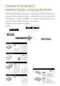 möglichkeiten von CALVO- und CORSO-Pflaster - Diephaus - Seite 4