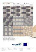 möglichkeiten von CALVO- und CORSO-Pflaster - Diephaus - Seite 6