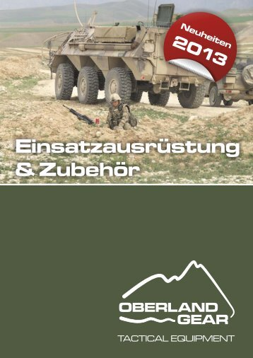 Katalog - Oberland Gear GmbH