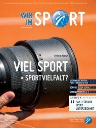 wir iM Sport - LSB NRW
