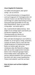 Golfen im Katharinenhof Exklusive Angebote ab 5 Euro für Studenten - Seite 4