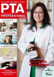 Wichtig fürs Wohlbefinden Zahngesundheit - PTA PROFESSIONAL