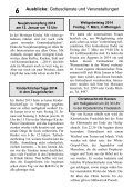 Gemeindebrief Winter 2013 - Ev.-luth. Trinitatis-Kirchengemeinde ... - Seite 6