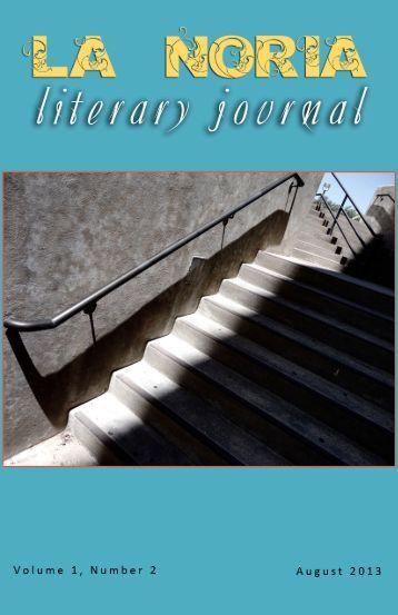 PDF Version - La Noria Literary Journal