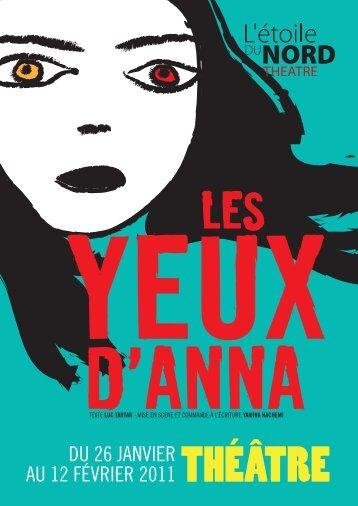 DU 26 JANVIER AU 12 FÉVRIER 2011 - revue-spectacles.com