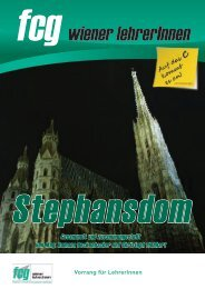 Download stephansdom.pdf - fcg - Fraktion Christlicher ...