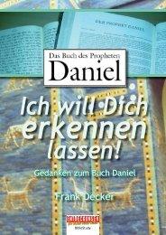 Buch Daniel - Entdeckungen für (D)ein neues Leben