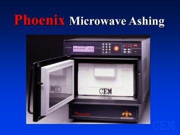 Phoenix Microwave Ashing