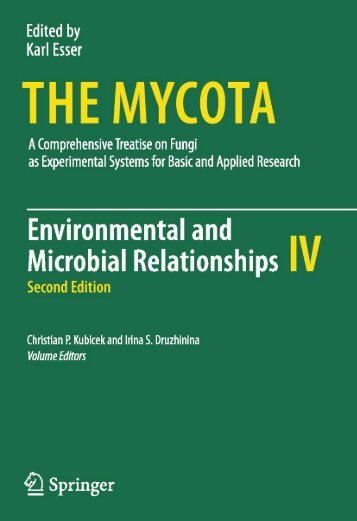 Environmental and Microbial Relationships