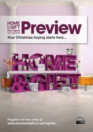 Your Christmas buying starts here... - Home & Gift, Harrogate