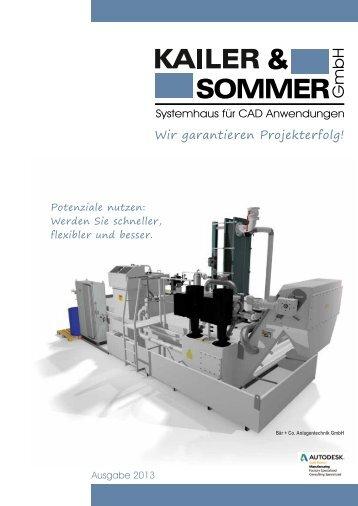 PDF lesen! - Kailer & Sommer GmbH