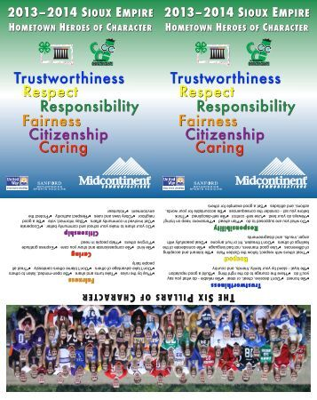 honesty trust fairness respect and responsibility Statement on academic integrity the center for academic integrity at duke university defines academic integrity as a commitment, even in the face of adversity, to five fundamental values: honesty, trust, fairness, respect, and responsibility.