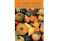 ANGEBOT DES MONATS - carpe diem magazine