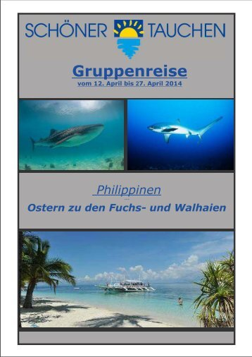 Tourbeschreibung Philippinen Ostern 2014.cdr - Pesti Video