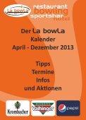bowling - La bowLa Gifhorn - Seite 2