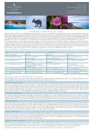 Erlebnis & Abenteuer - Southern Ocean Lodge