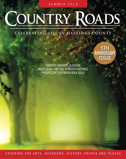 Summer 2013 - Country Roads