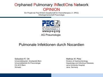 Ergebnisse der retrospektiven Erhebung zu ... - PEG-Symposien