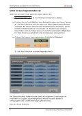 (Zusatz-) Bedienungsanleitung Software-Release V2.0 R ... - Wersi - Seite 6