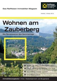RIV Sept.2013web.pdf - Raiffeisen Immobilien Vermittlung Ges.mbH