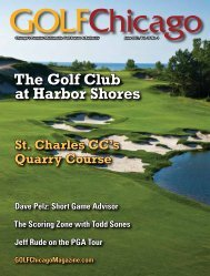 Golf Chicago Magazine article on the Quarry holes - St Charles ...