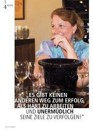"""4 """"ES GIBT KEINEN ANDEREN WEG ZUM ERFOLG ... - AIM Group"""