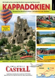 kappadokien - Reise jetzt buchen