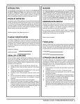 caution - Caliber Equipment Inc. - Seite 5