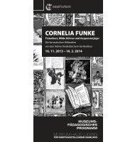 Rahmenprogramm als pdf-Datei - Museum Haus Ludwig - Saarlouis