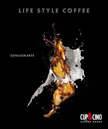 Genusskarte Salzburg - Coffee House