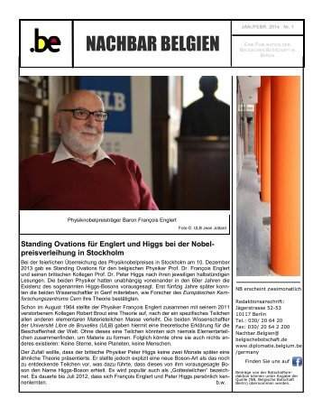 Newsletter Januar-Februar 2014.pub - Belgium.be