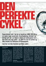 Superlativer står i kø for at beskrive LOOK 595 Ultra: en cykel, hvor ...