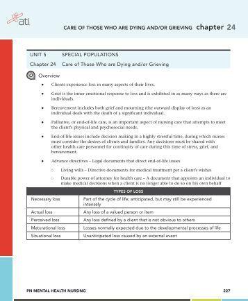 chapter 24 - ATI Testing
