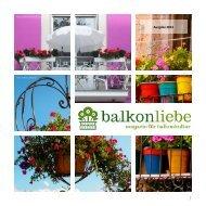 Balkonliebe-Magazin-2013 - Meine Orangerie.