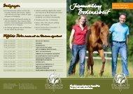 22. & 23. Juni 2013 - Eschbach Horsemanship