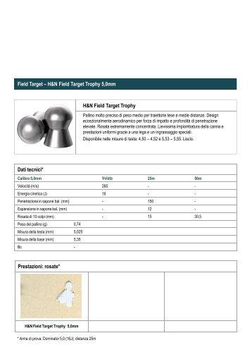 Field Target – H&N Field Target Trophy 5,0mm H&N Field Target ...