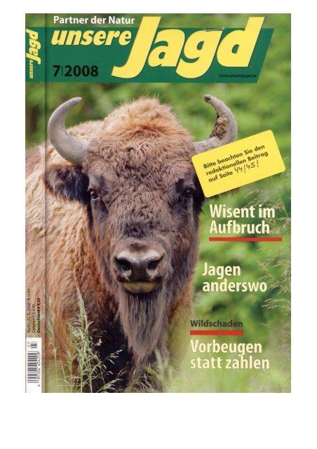 Bericht Unsere Jagd - The Hunter