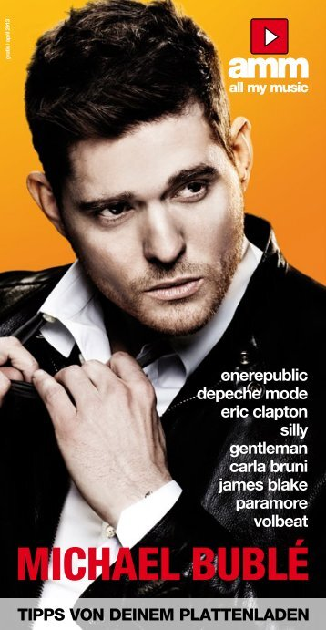 MICHAEL BUBLÉ - my Music
