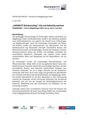 Daten & Fakten zum Magdeburger Hafen - HafenCity