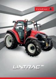 Der Lintrac im Berg - Lindner Traktoren