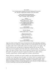 1 Eight case studies including ISAF mission, Rwanda Genocide ...