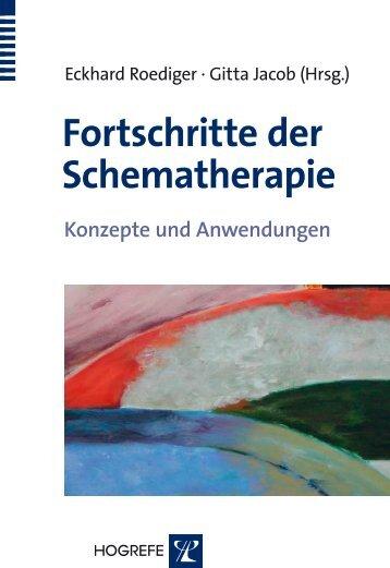 Fortschritte der Schematherapie
