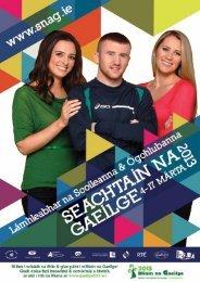 2013 - Seachtain na Gaeilge