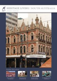 4 heritage living   SOUTH AUSTRALIA 2 15 8 - National Trust of ...