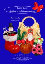 Katalog 2012 - Sybille Zanoll