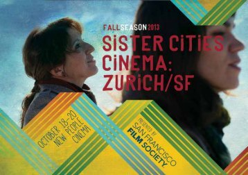 Download a PDF of the full program - San Francisco Film Society