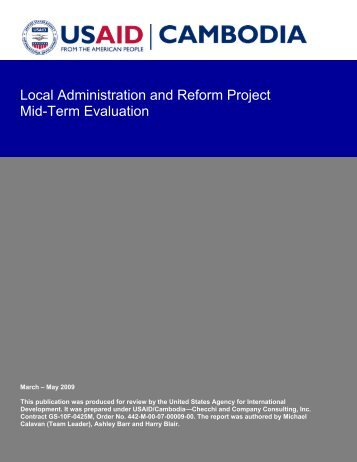 Cambodia LAAR Evaluation Report (1).pdf - BetterEvaluation