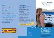 Flyer als PDF-Datei - Konrad-Adenauer-Realschule Hamm - Stadt ...