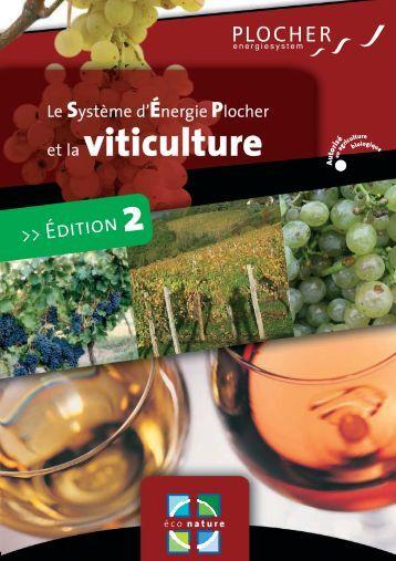 et la viticulture - Plocher-france