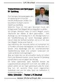Stadionheft - 1. FC Bruchsal 1899 - Page 7